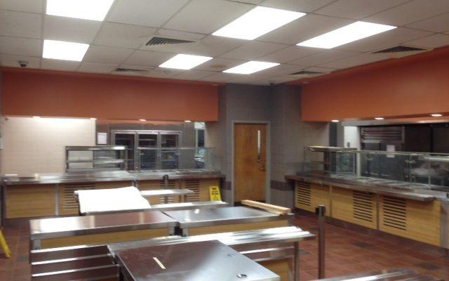 Franklin MS Kitchen Upgrades