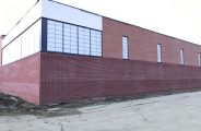 Gym Addition at Monmouth Regional High School in Tinton Falls, NJ